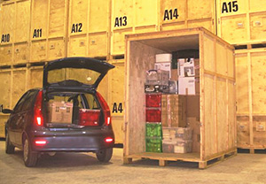 Car-Delivering-to-Container-in-Warehouse-2