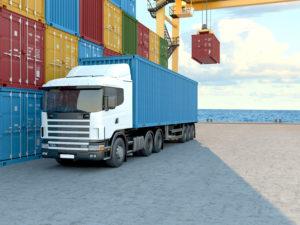 Container port
