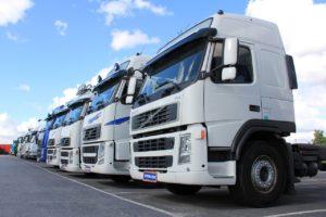 Fleet of Tractor Units